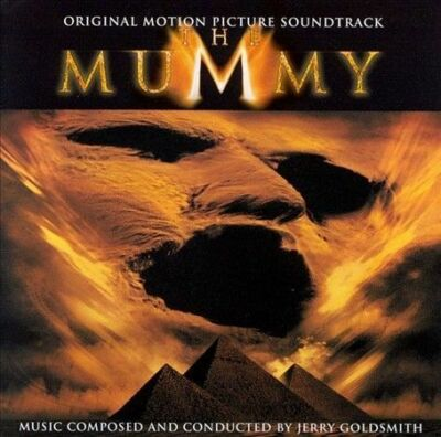 Universal™ THE MUMMY Original Soundtrack Album RARE VINTAGE CD