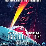 Paramount™ STAR TREK INSURRECTION Original Soundtrack Album RARE VINTAGE CD