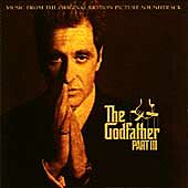 Paramount™ THE GODFATHER PART III Original Soundtrack Album RARE VINTAGE CD