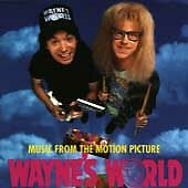 Paramount™ WAYNE'S WORLD Original Soundtrack Album RARE VINTAGE CD