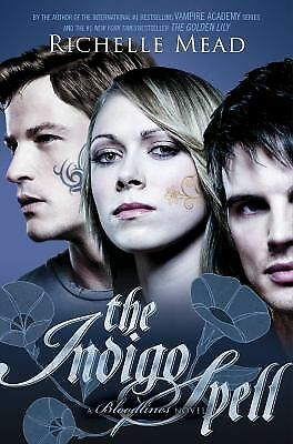 The Indigo Spell: A Bloodlines Novel, Mead, Richelle, Very Good Book
