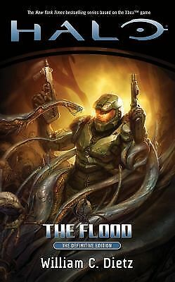 Halo: The Flood by Dietz, William C.