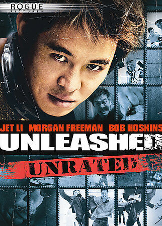Unleashed (2005) (Unrated) (Ws)  DVD Jet Li, Bob Hoskins, Morgan Freeman, Kerry