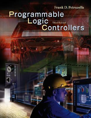 Programmable Logic Controllers, Frank Petruzella, Good Book