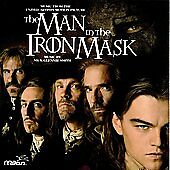 MGM™ THE MAN IN THE IRON MASK Original Soundtrack Album RARE VINTAGE CD