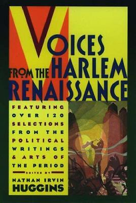 Voices from the Harlem Renaissance, , Good Book