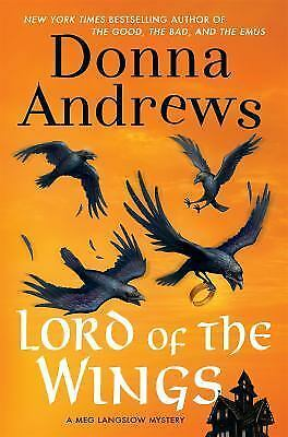 Lord of the Wings: A Meg Langslow Mystery (Meg Langslow Mysteries) by Andrews,