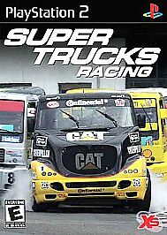 Super Trucks Racing (Sony PlayStation 2, 2003)