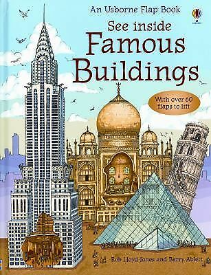 See Inside Famous Buildings (See Inside Board Books) by Jones, Rob Lloyd