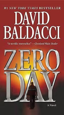 Zero Day by Baldacci, David