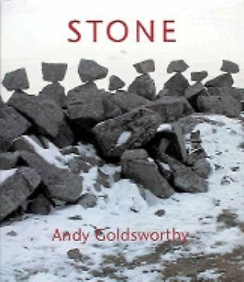 Stone by Goldsworthy, Andy