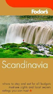 Fodor's Scandinavia, 10th Edition (Fodor's Gold Guides) by Fodor's