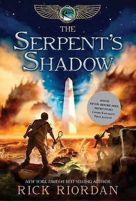 The Serpent's Shadow Kane Chronicles, Book 3)