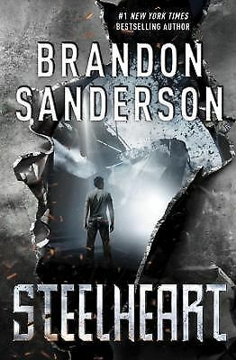 Steelheart (The Reckoners) by Sanderson, Brandon