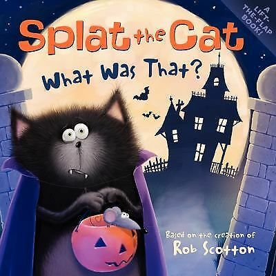 Splat the Cat: What Was That?, Scotton, Rob, Acceptable Book