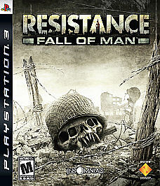Resistance: Fall of Man - Playstation 3, Very Good PlayStation 3, playstation_3