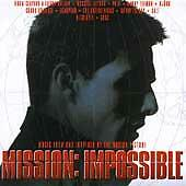Paramount™ MISSION IMPOSSIBLE Original Soundtrack Album RARE VINTAGE CD