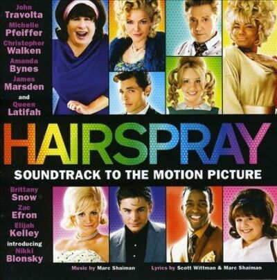 New Line™ HAIRSPRAY Original Soundtrack Album RARE VINTAGE CD