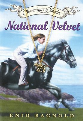 National Velvet (Book and Charm), Bagnold, Enid, New Book