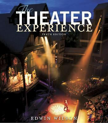 The Theater Experience by Edwin Wilson (2005, Paperback, Revised)