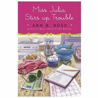 Miss Julia Stirs Up Trouble: A Novel, Ross, Ann B., Acceptable Book