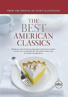 The Best American Classics (Best Recipe) by