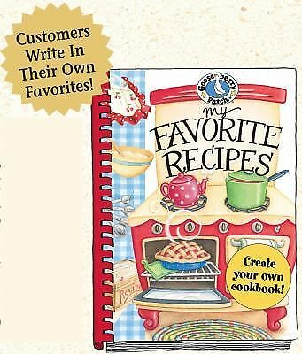 My Favorite Recipes Cookbook Everyday Cookbook Collection)
