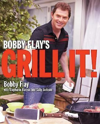 Bobby Flay's Grill It!, Bobby Flay, Stephanie Banyas, Sally Jackson, Acceptable