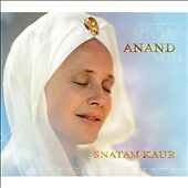 SNATAM KAUR ANAND BLISS CD BRAND NEW FREE SHIPPING