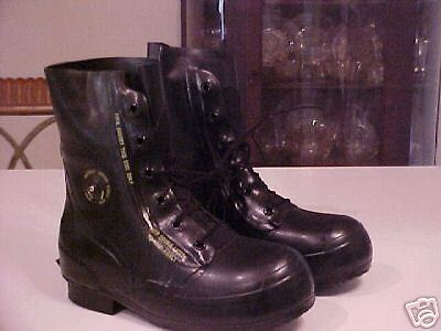 Military Surplus, Army, Mickey Mouse Boots, 8 Reg, New