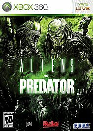 Aliens vs Predator - Xbox 360 by