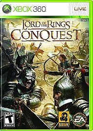 The Lord of the Rings: Conquest (Microsoft Xbox 360, 2008)