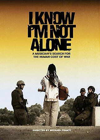 Michael Franti - I Know I'm Not Alone DVD BRAND NEW FREE SHIPPING
