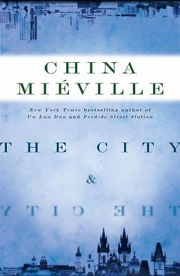 The City & The City by Mieville, China