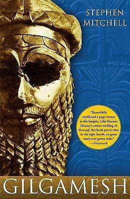 Gilgamesh: A New English Version, Mitchell, Stephen, Good Book