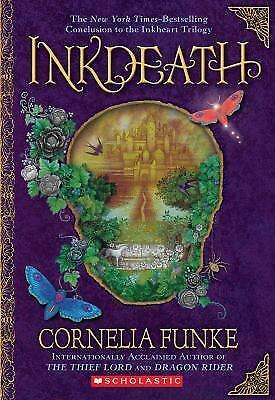 Inkdeath (Inkheart Trilogy) by Funke, Cornelia