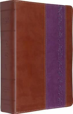 ESV Study Bible (TruTone, Brown/Purple, Iris Design), ESV Bibles by Crossway, Ve