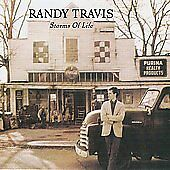 RANDY TRAVIS Storms Of Life CD NEW FREE SHIPPING!!!