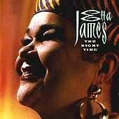 Etta James THE RIGHT TIME CD FREE SHIPPING!!!