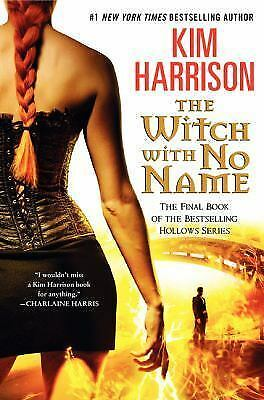 The Witch with No Name (Hollows), Harrison, Kim, Good Book