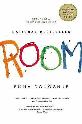 Room: A Novel, Emma Donoghue, Good Book