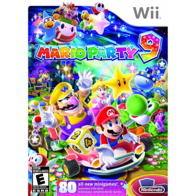 Mario Party 9 (Nintendo Wii) Brand NEW !!