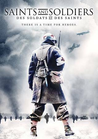 Saints And Soldiers (DVD, 2013, Canadian; French Included)