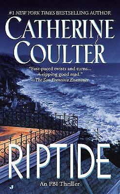 Riptide An FBI Thriller