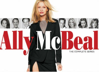 Ally McBeal: The Complete Series Includes Soundtrack