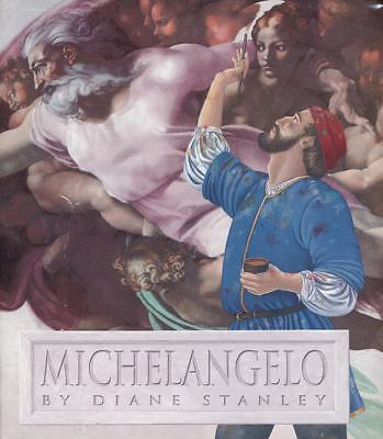 Michelangelo, Stanley, Diane, Very Good Book