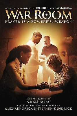 War Room: Prayer Is a Powerful Weapon, Fabry, Chris, Very Good Book