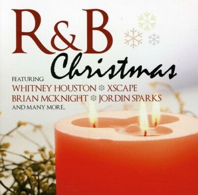 R&B Christmas by Various Artists (CD, Aug-2011, BMG FREE SHIPPING!!! lOOk!!!
