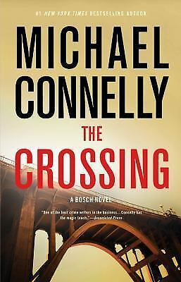 The Crossing (A Harry Bosch Novel), Connelly, Michael, Very Good Book