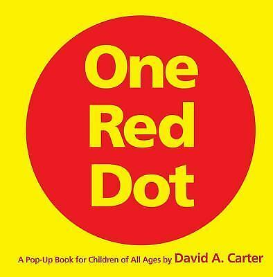 One Red Dot (Classic Collectible Pop-Up), Carter, David A., Good Book